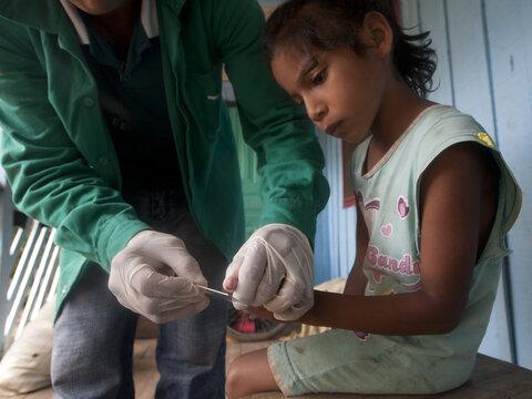 Photo: Fundação de Medicina Tropical